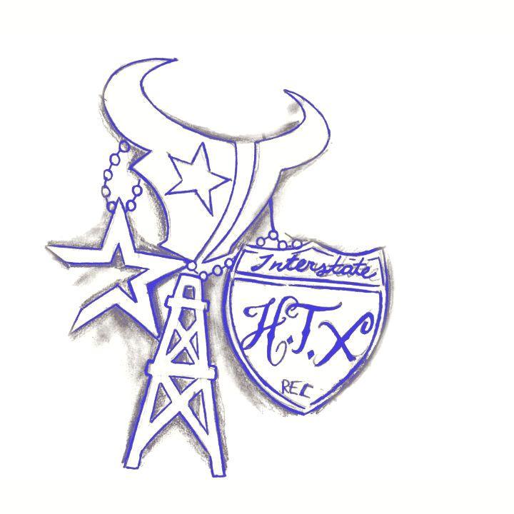 Tattoo designs htown tattoo design by txrec on for Oklahoma flag tattoo