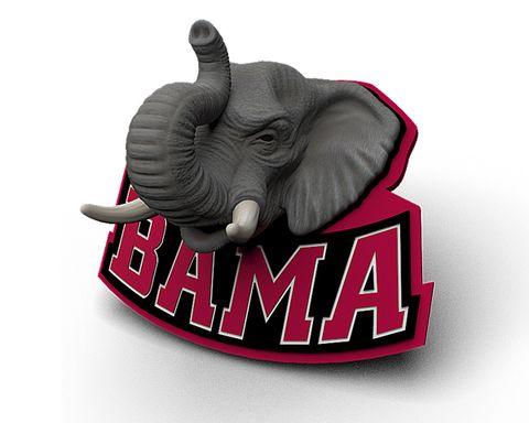 University Of Alabama Christmas Ornaments