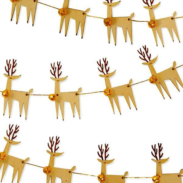 Die besten 25 wooden reindeer ideen auf pinterest for Weihnachtshirsch deko