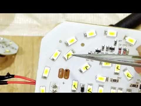Cara Melepas Led S M D Dg Mudah Trick Melepas Smd Gampang Banget Youtube Led Lampu Led Lampu