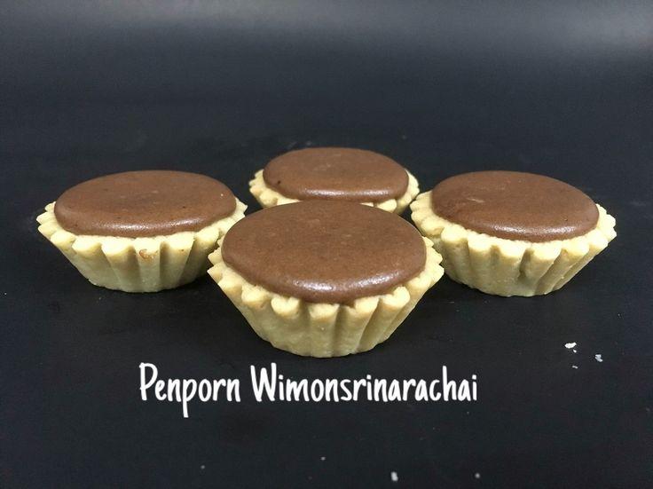 Chocolate Lava Cheese Tart