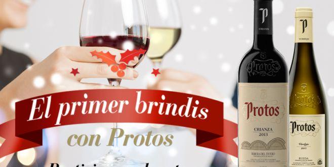 Sorteo de 5 estuches de vino Protos #sorteo #concurso http://sorteosconcursos.es/2016/12/sorteo-5-estuches-vino-protos/