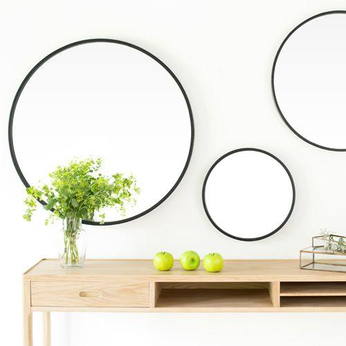 25 best ideas about miroir rond on pinterest mirroir for Miroir rond xxl