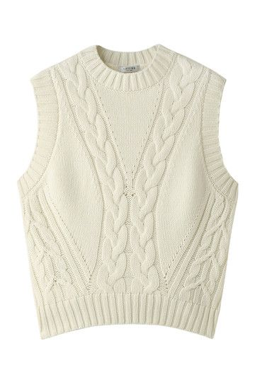 white crop knit #Style