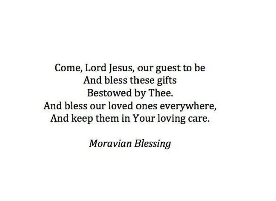 Thanksgiving Prayers, Blessings and Quotes