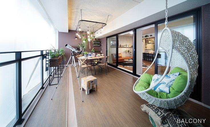 モデルルーム|京都のマンション|イニシア桂大橋【公式HP】