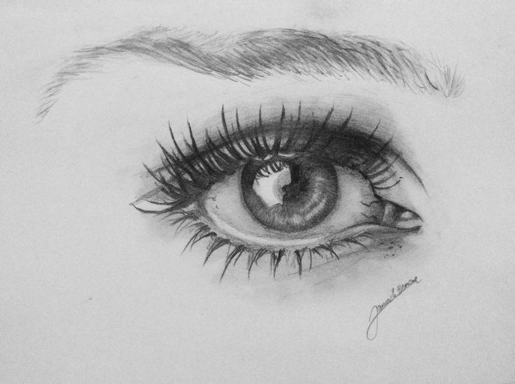 A Girl Eye