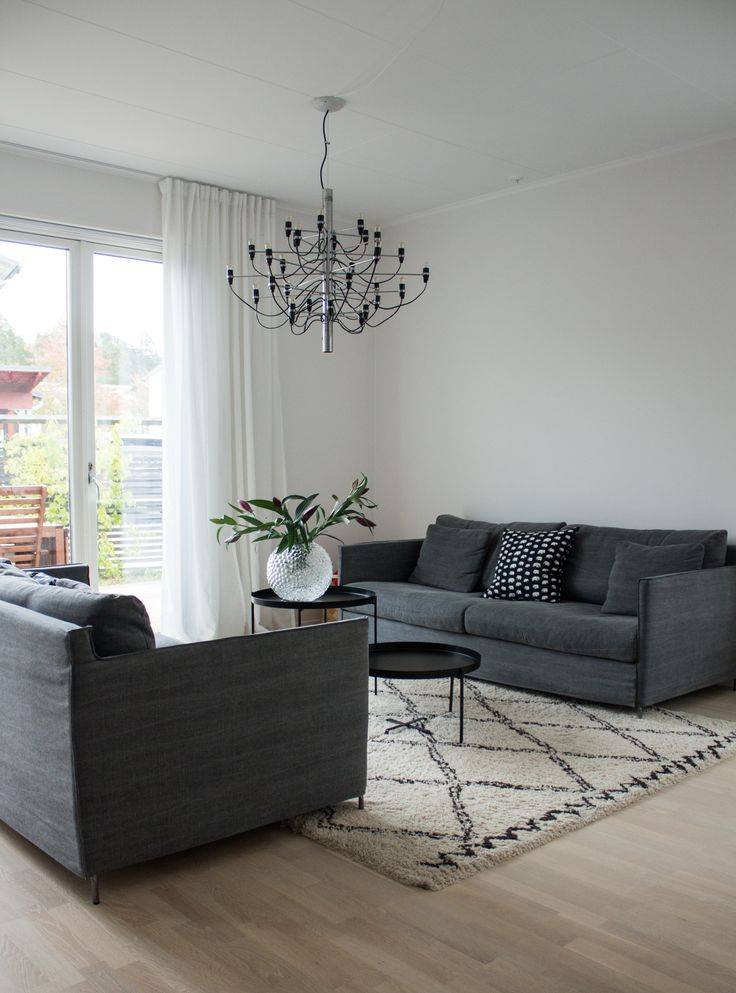 Livingroom. Furninova Petito, Flos Sarfatti