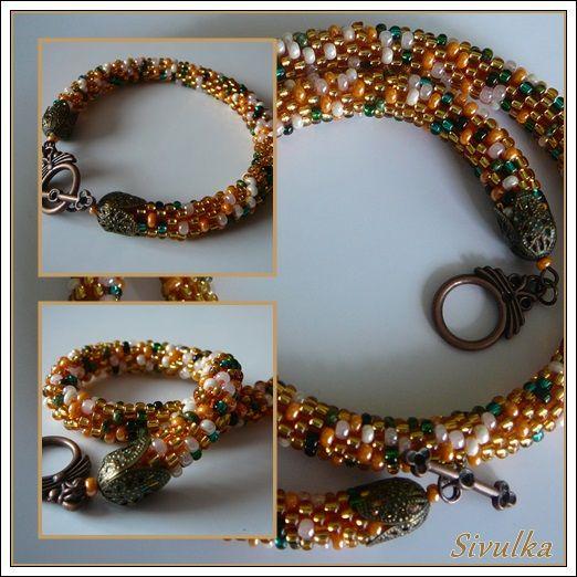 náramek+náhrdelník