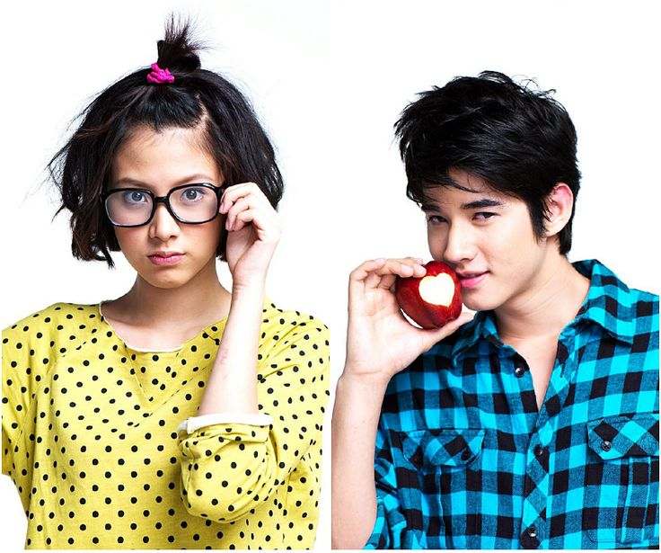 "The best Thai movie with Mario Maurer and Pimchanok Lerwisetpibol: ""A Little Thing Called Love"" Loooove it <3"