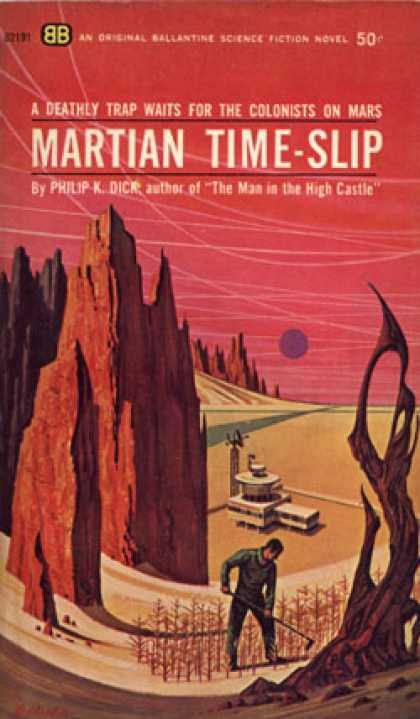 Martian Time Slip by Philip K. Dick