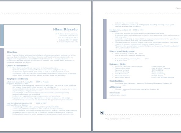 156 best Resume \/ Job images on Pinterest Resume examples, Free - sample systems analyst resume