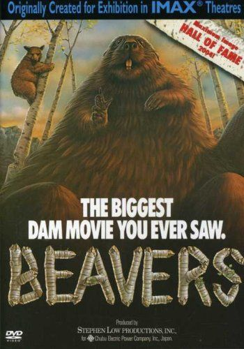 Beavers (Large Format) (1998) DVD