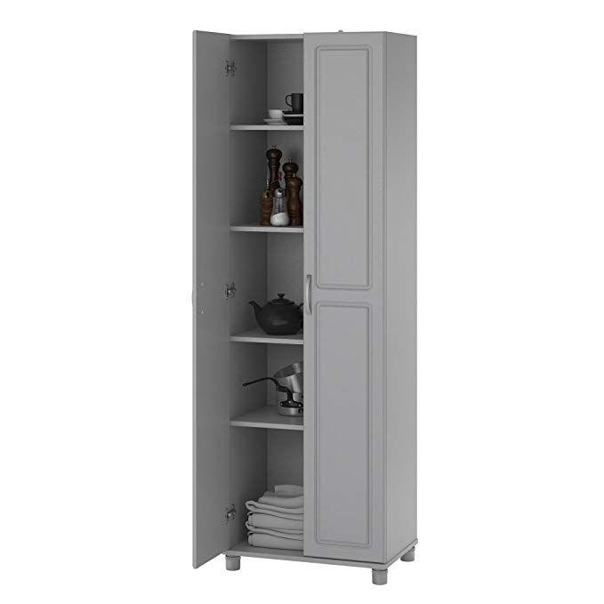 Amazon Com Ameriwood Systembuild Kendall 36 Storage Cabinet