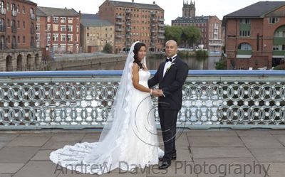 Leeds wedding photographers Malmaison Leeds