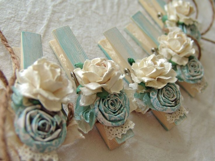 shabby chic clothing | shabby chic clothing pins | Crafts