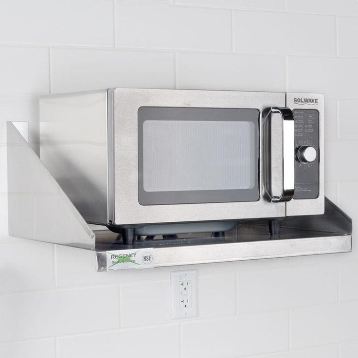 Microwave Shelf: 1000+ Ideas About Microwave Shelf On Pinterest