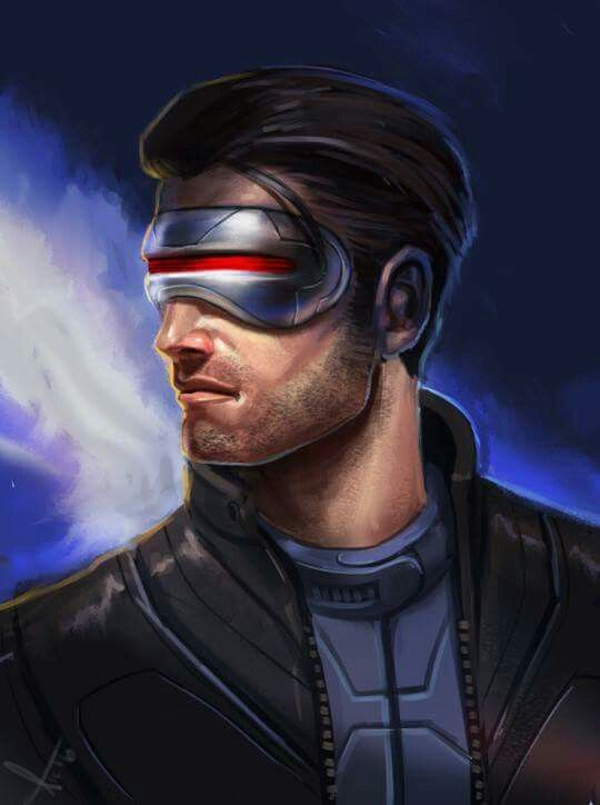 Mask/Hair Design: Cyclops Visor