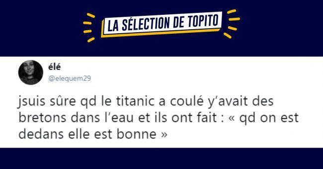 Top 10 des tweets les plus drôles sur le Titanic noublions jamais Jack et Rose