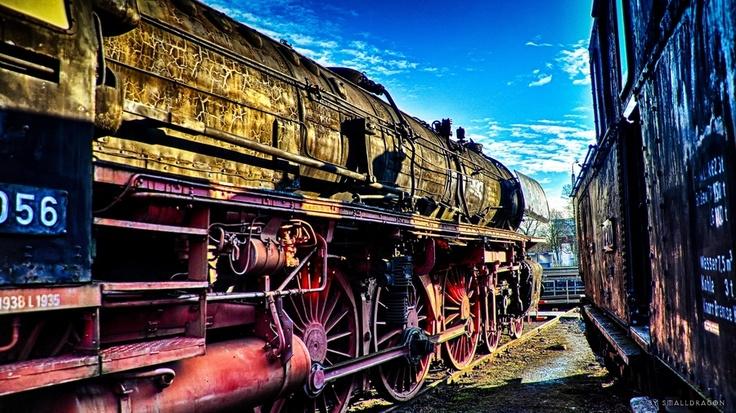 Railroad Museum #Darmstadt Kranichstein