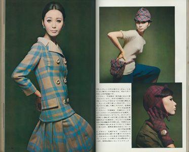 ドレスメーキング 10月号/DRESSMAKING NO.178 OCTOBER 1965[image3]