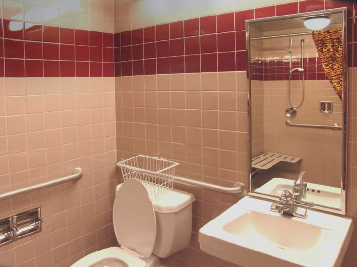 Small Handicap Bathroom Designs Wheelchairbathrooms