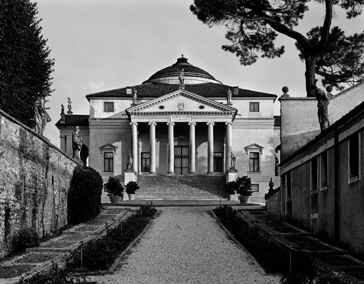 Gabriele Basilico - La Rotonda, Vicenza. Archivio FMR, Castenaso.