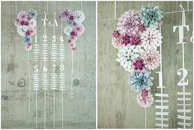 Table Plans: Design Ideas | Wedding Inspiration