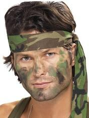 The 25+ best Camo face paint ideas on Pinterest | Paint war party ...