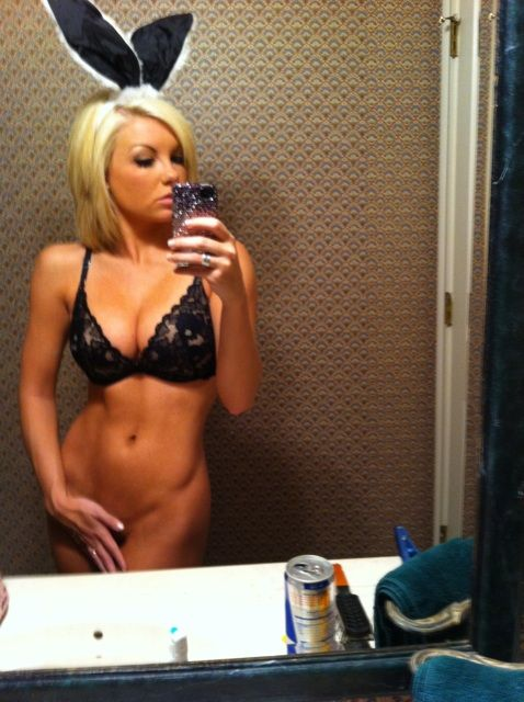 Hot girls nude cell phone shot