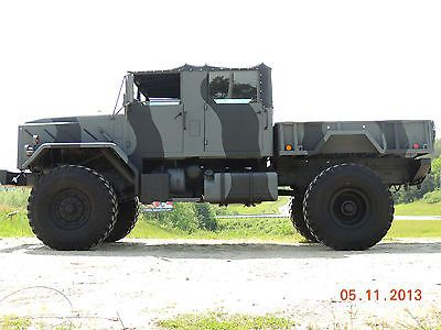M923A2 Monster Truck, 5-ton, bug out, Zombie, Cummins, 4x4, custom truck. Yes please??