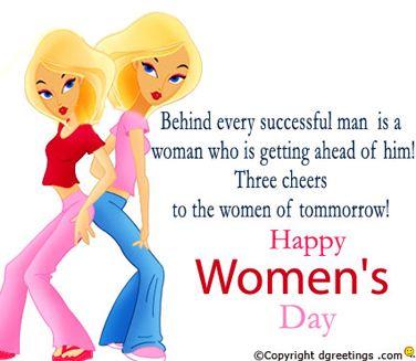 Day quotes, Women's day quotes and Quotes women on Pinterest
