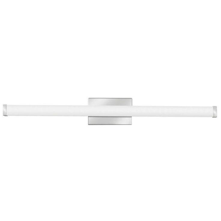 Lithonia Lighting Contemporary Square 3-Light Chrome 3K LED Vanity Light-FMVCSL 36IN MVOLT 30K 90CRI KR M4 - The Home Depot