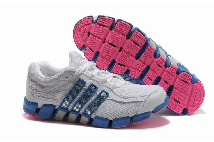 Adidas Caterpillar Series 4.0 Frauen Schuhe Weiß Blau