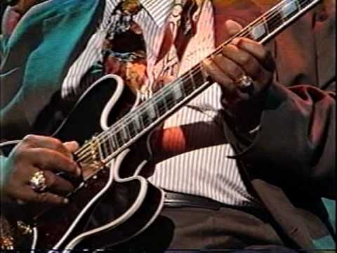 B.B. King - Three O Clock Blues....This one speaks for itself.....I remember hearing this a lot. ...to you mom..