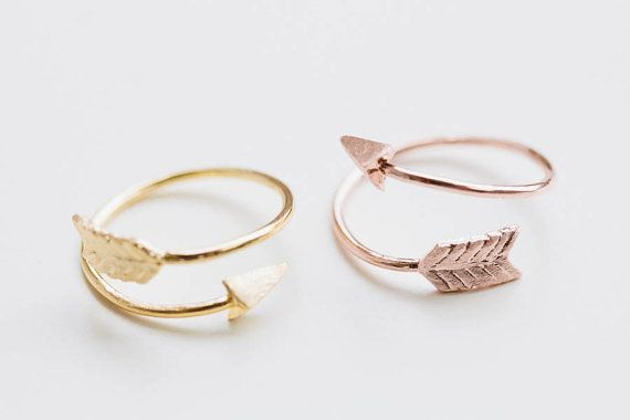 thick arrow ring/unique ring/adjustable ring/knuckle ring/stretch ring/men ring/cool ring/couple ring/cute ring/fun ring/bow ring,R021N