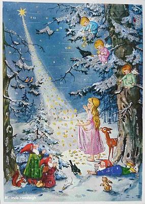 German Christmas Tree Traditions