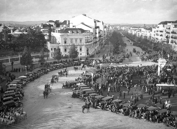 Saldanha, Lisboa (F. Cunha, c. 1930)