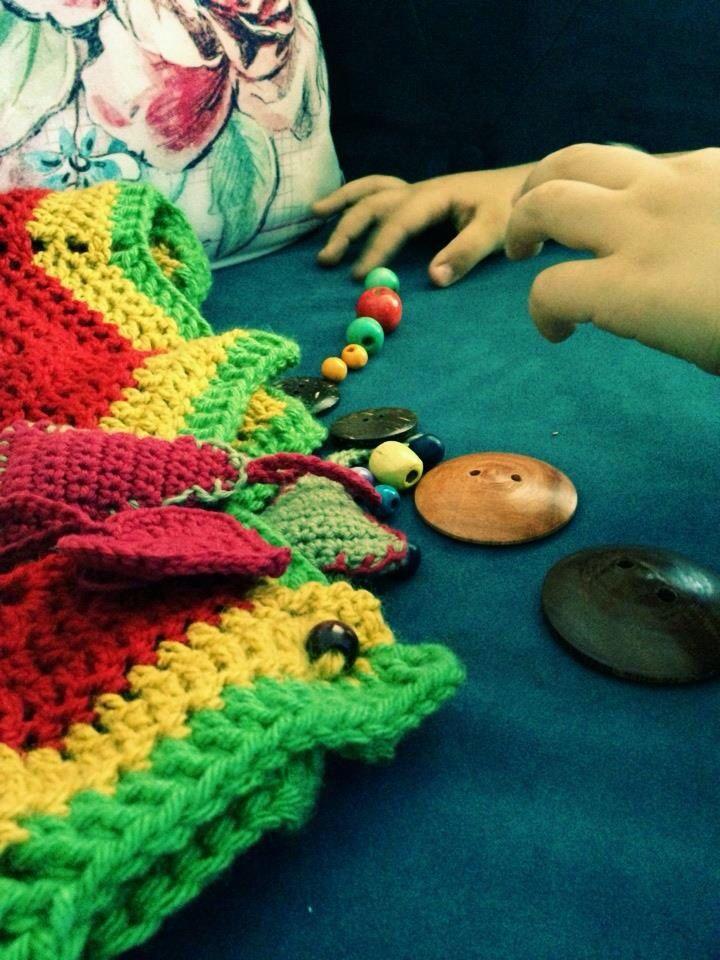 Manitos/crochet ❤️