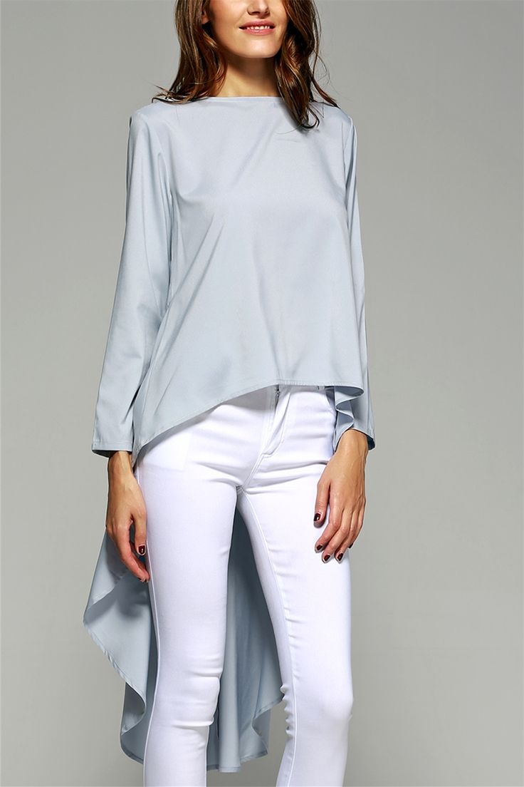 17 Best Ideas About High Low Top On Pinterest