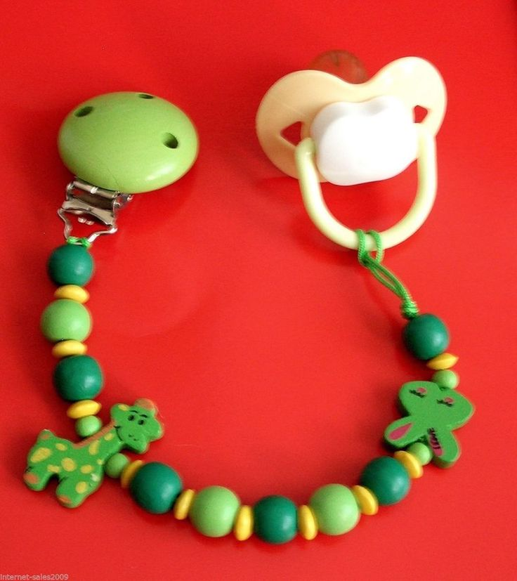 PINZA CLIP CADENA DE CHUPETE CHUPETERO HOLDER DUMMY PACIFIER SOOTHER CHAIN  Z4
