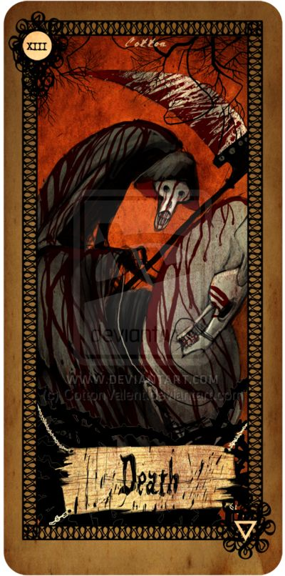 More Tarot Tuesday The Occult Detective The High: Death Tarot Card Colorful Tarot Cards Are The Doorway To