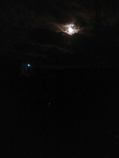 Luna llena Abril
