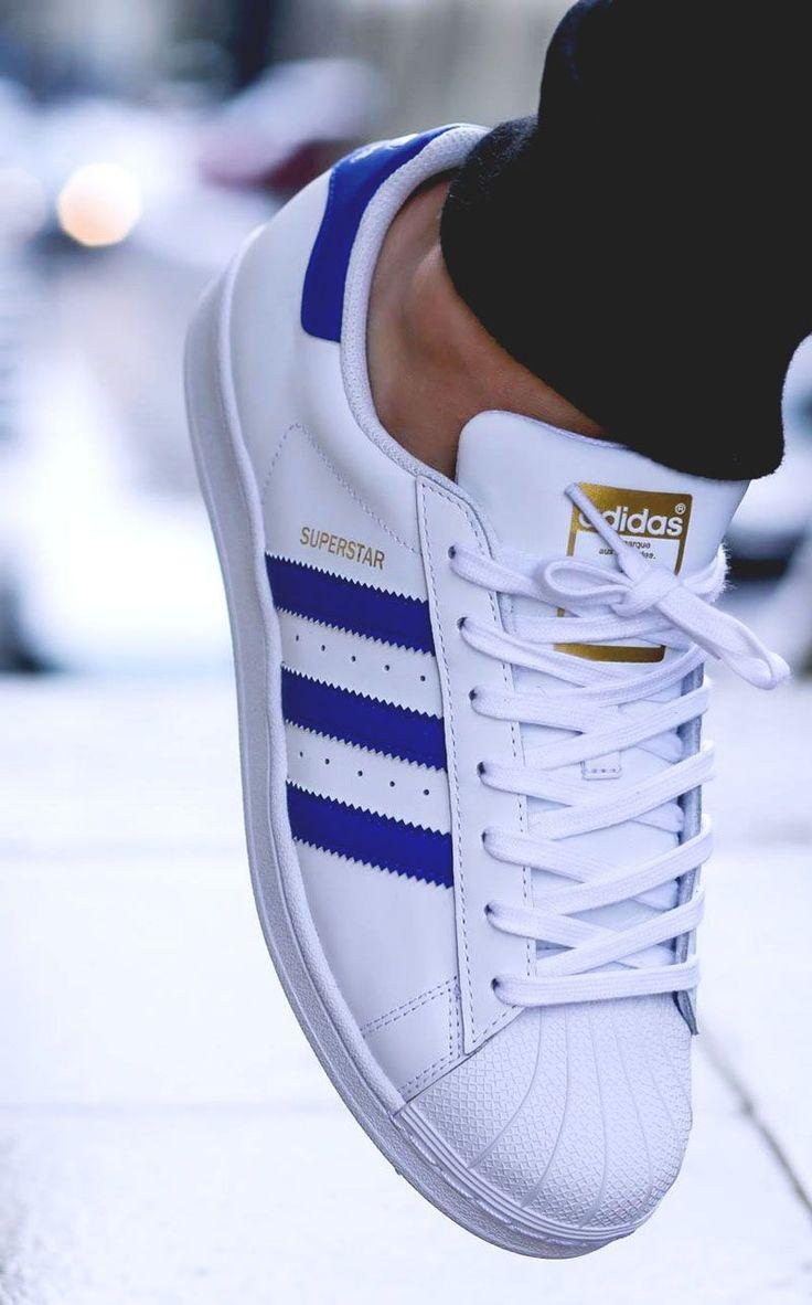 ❤ Superstar ❤ | #zapatos                                                                                                                                                                                 Más