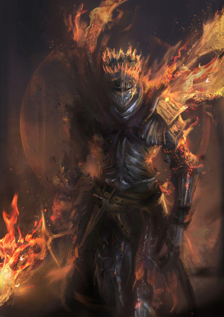 Dark Souls III, Soul of Cinder