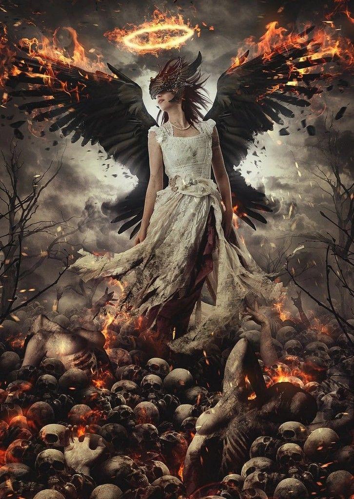 Ангелы в аду картинки