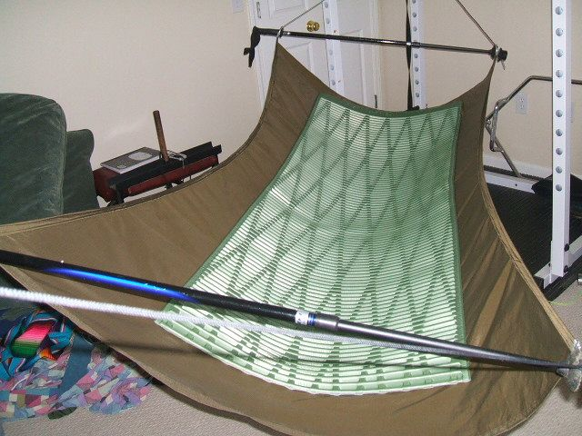 25 best ideas about homemade hammock on pinterest for Diy bedroom hammock