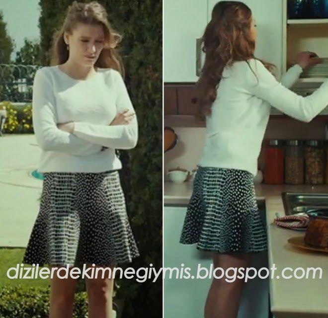 Medcezir - Mira (Serenay Sarıkaya), BCBG Skirt
