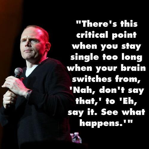 The genius of Bill Burr.