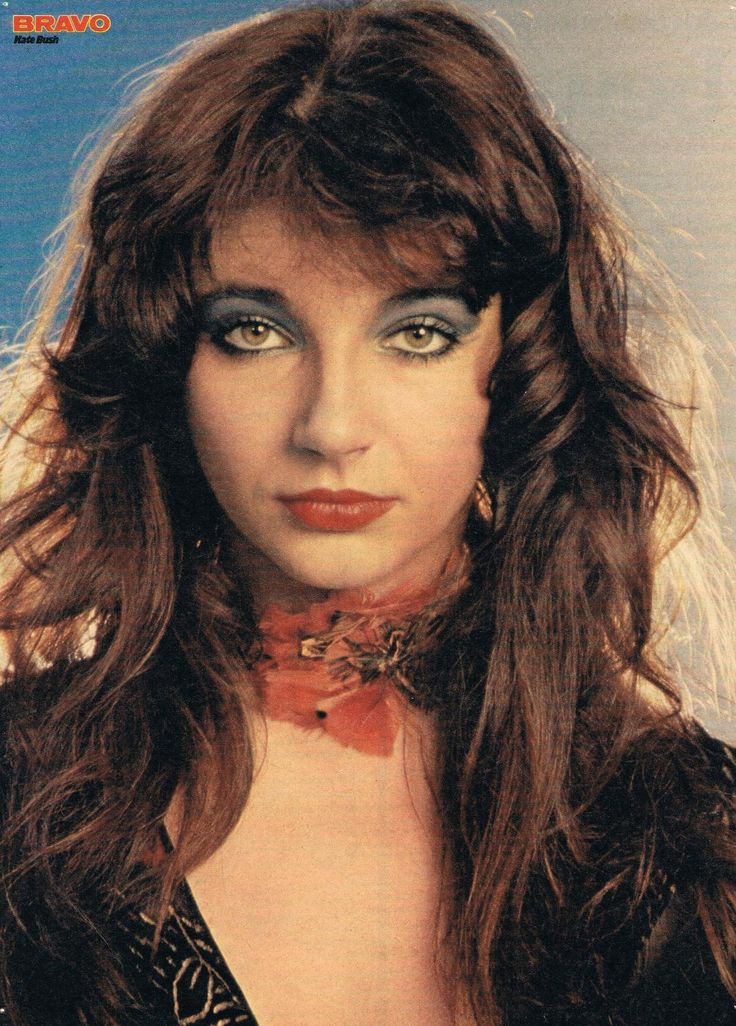 Kate Bush - 1978 German Teen Mag BRAVO | Pretty Things ...